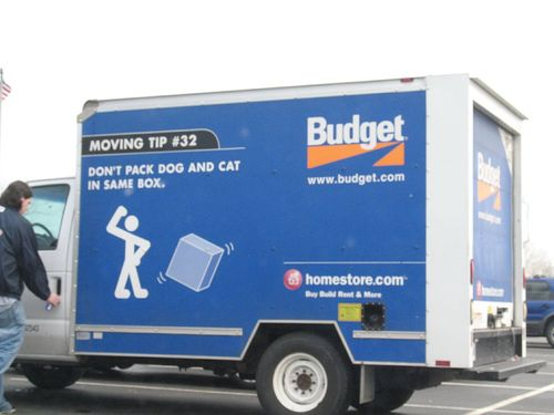 Budget Moving Trucks >> Moving Tip 32 Budget Moving Truckrepin And Share Moving Tips