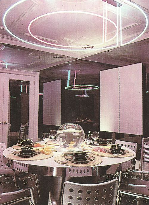 this jazzy dinner party the complete book of home design mary rh pinterest com