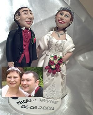 One of my more recent cake toppers