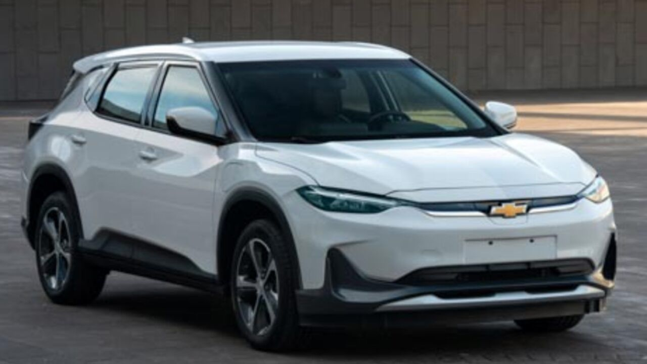 Chevrolet S New Electric Car Is Named After Thomas Edison Sort