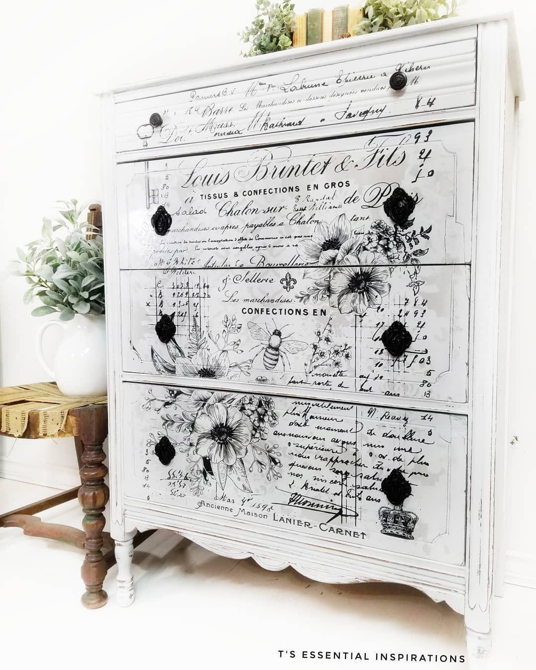 "T's Essential Inspirations on Instagram: ""Lovely ledger 🖤  #tsessentialinspirations #vintage #painted #furnitureartist #furnituremakeover #primadesign #prima #primalove #wyoming…"""