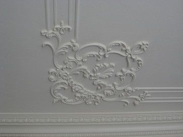 Custom Ceiling Medallions And More Traditional Onlays