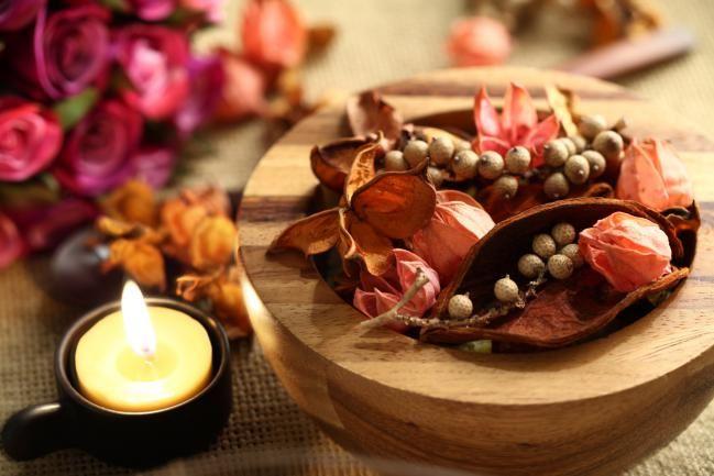Cómo decorar con flores secas Flores secas, Imujer y Flor - flores secas