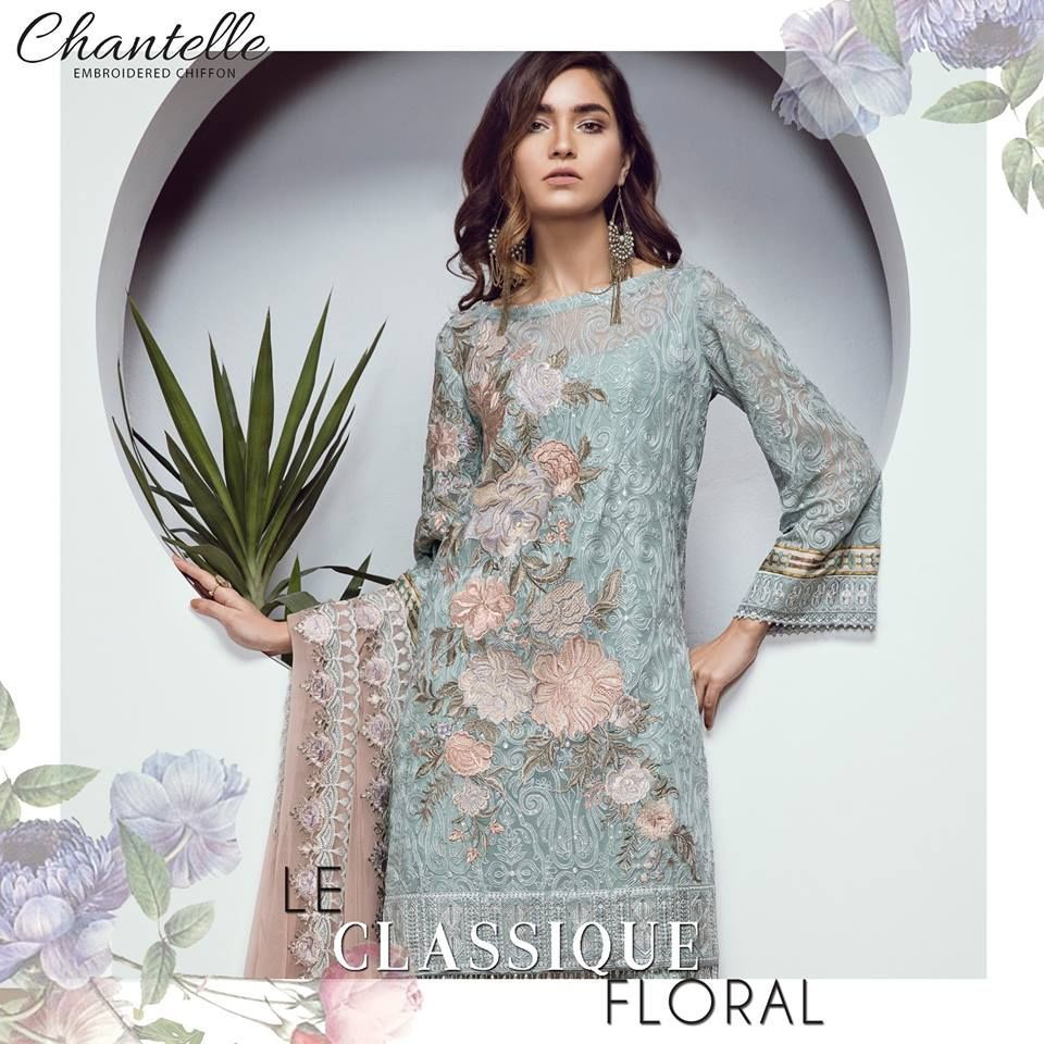 62c51543d5 Baroque Fashion Chantelle Collection 2018 Has Chilly Evening Party Dresses