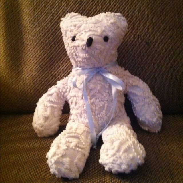 Easy to make Teddy Bear | Crafts | Pinterest