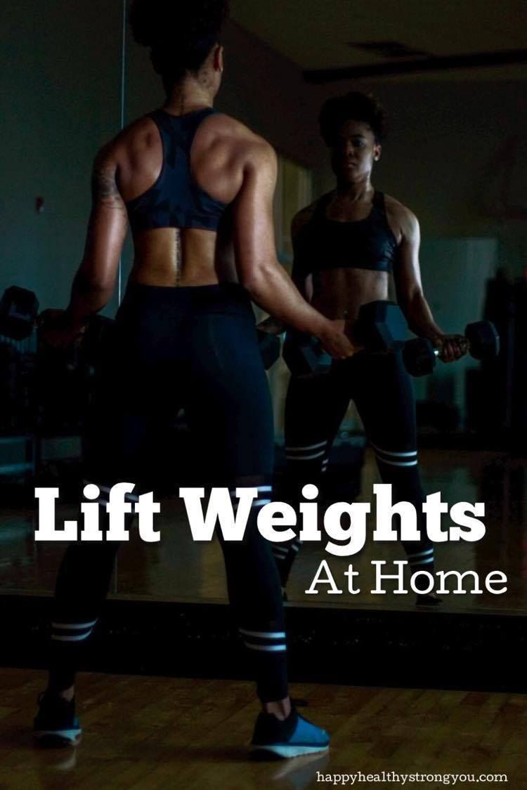 Why You Should Make Lifting Weights Part Of Your Lifestyle