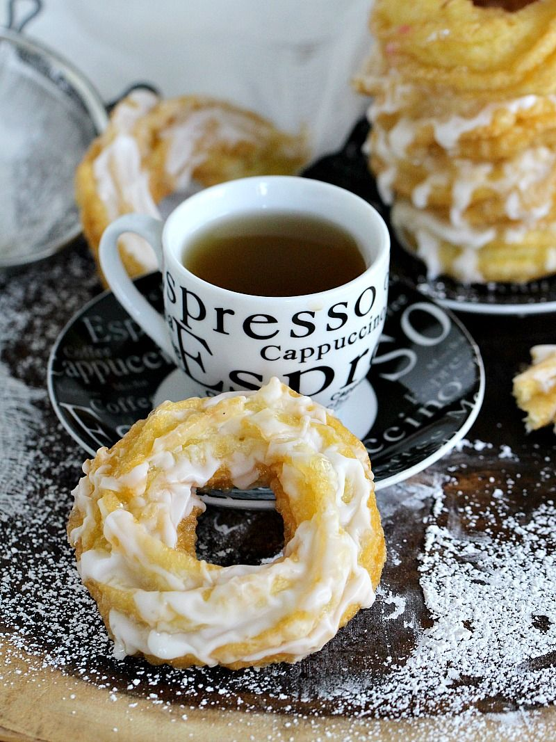 Dunkin Donuts French Cruller Recipe (With images