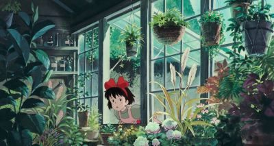 Kiki's Delivery Service (1989) - Animation Screencaps