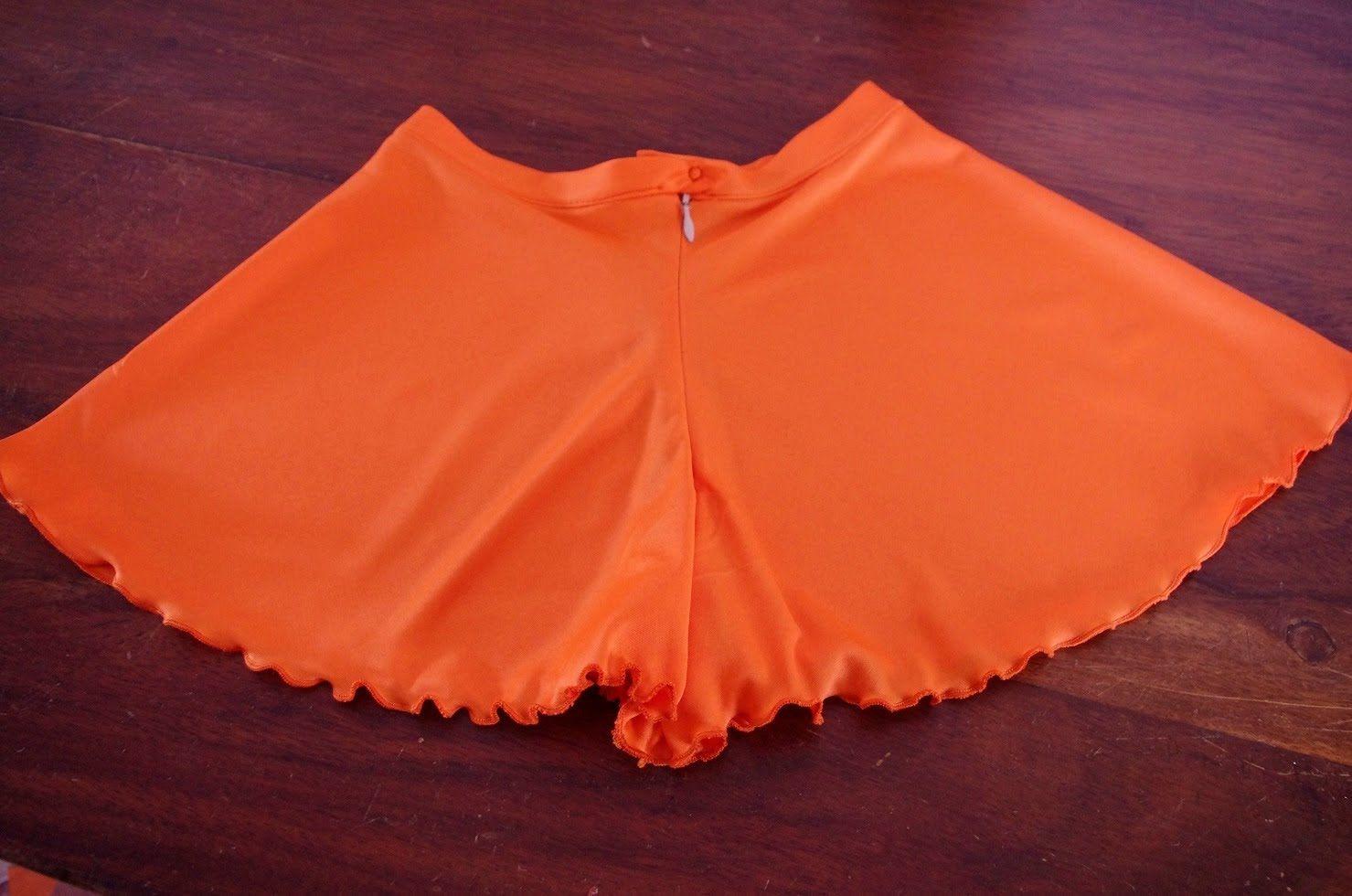 99731b892 short falda circular (peticion) | Circulares faldas vestidos | Como ...