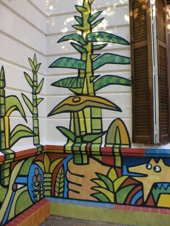 Graffitis En Casa Sesame Street Art Pinterest Street Art - Graffitis-en-casa