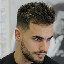 10 Hairstyles For Men In