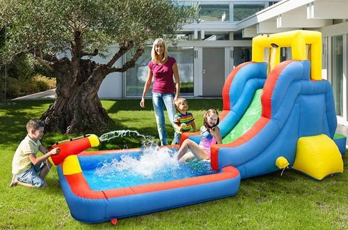 Top 10 Best Backyard Inflatable Water Slides for Kids ...