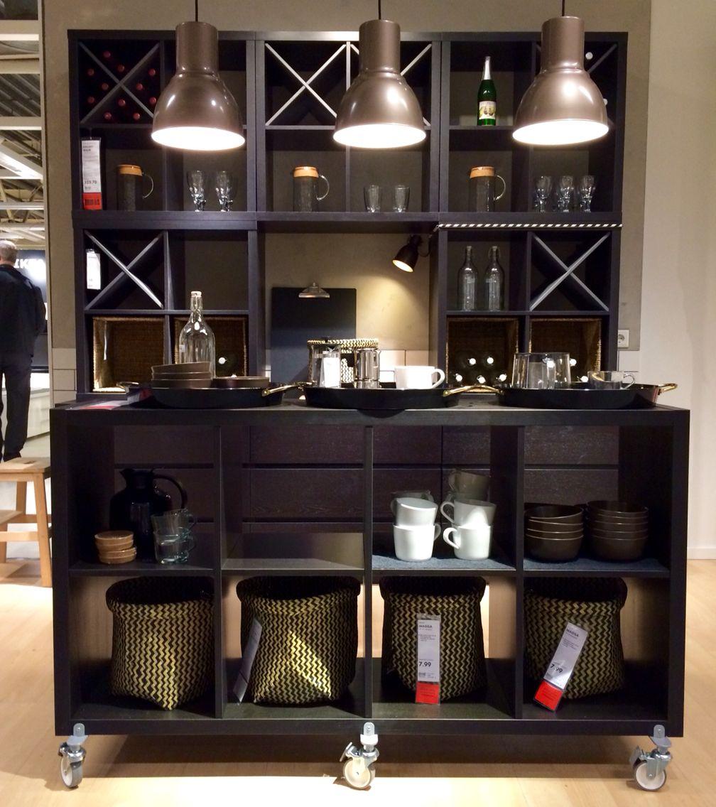 Ikea Kallax Combination Interiordesign Janinejacobs Deco Maison Mobilier De Salon Et Bricolage Maison