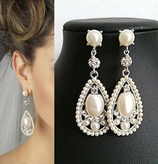 Chandelier Earrings For Wedding Australia