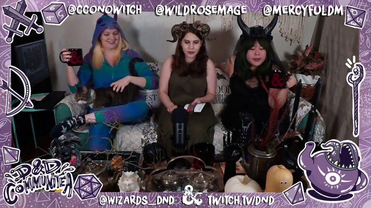 Episode 7 D D Communitea D D Dungeon Master Special Guest