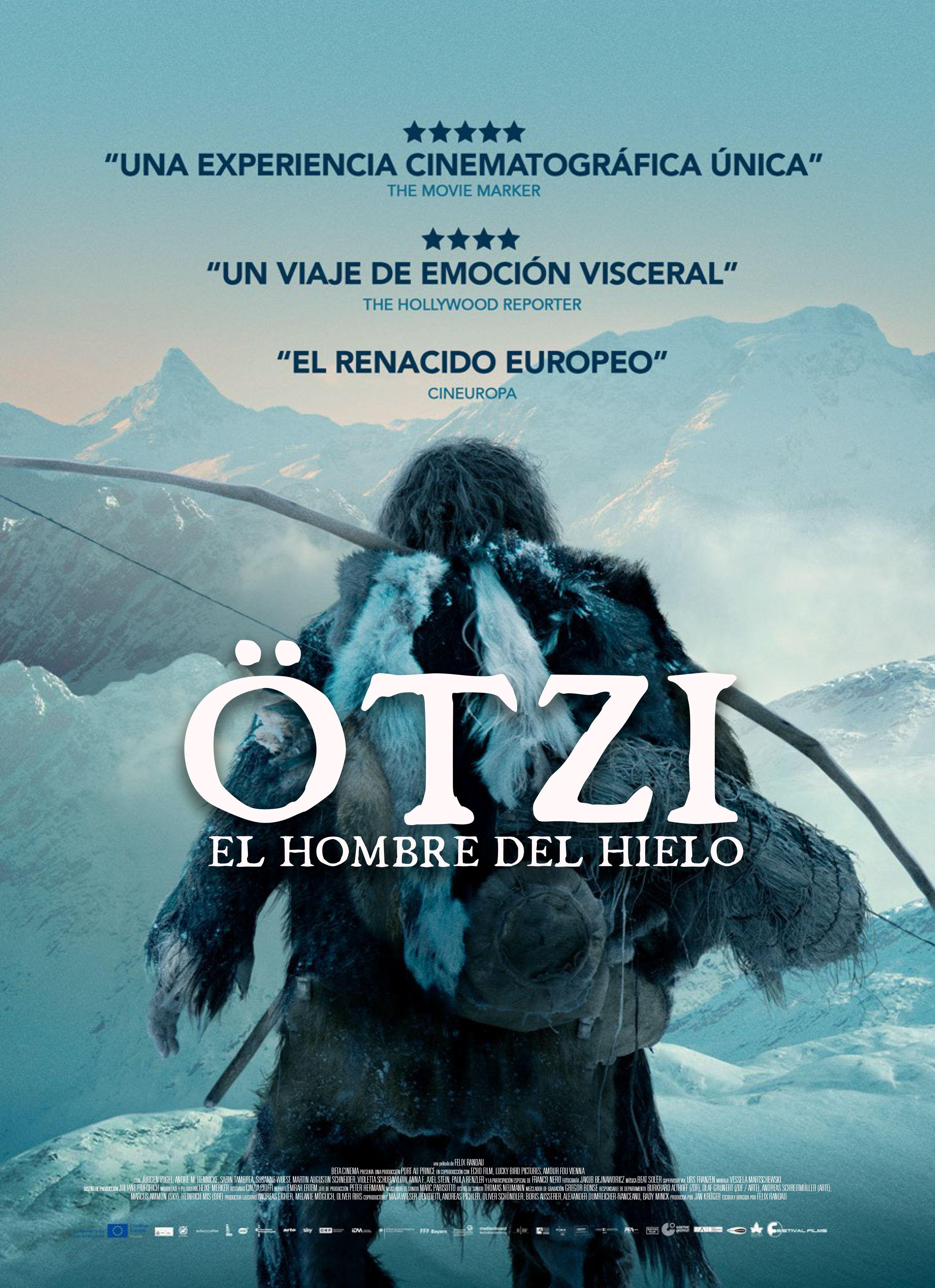 Otzi El Hombre De Hielo Felix Randau El Hombre De Hielo Peliculas Completas Cine