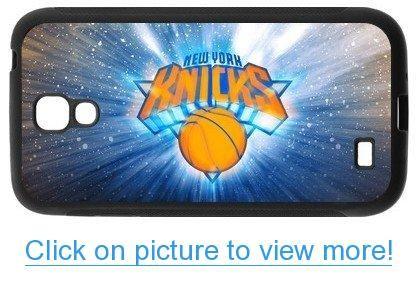 Accurate Store NBA New York Knicks logo Samsung Galaxy S4 TPU Case Cover
