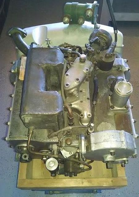 vincent opposed piston 3 cylinder two stroke lifeboat engine vincent opposed piston 3 cylinder two stroke lifeboat engine