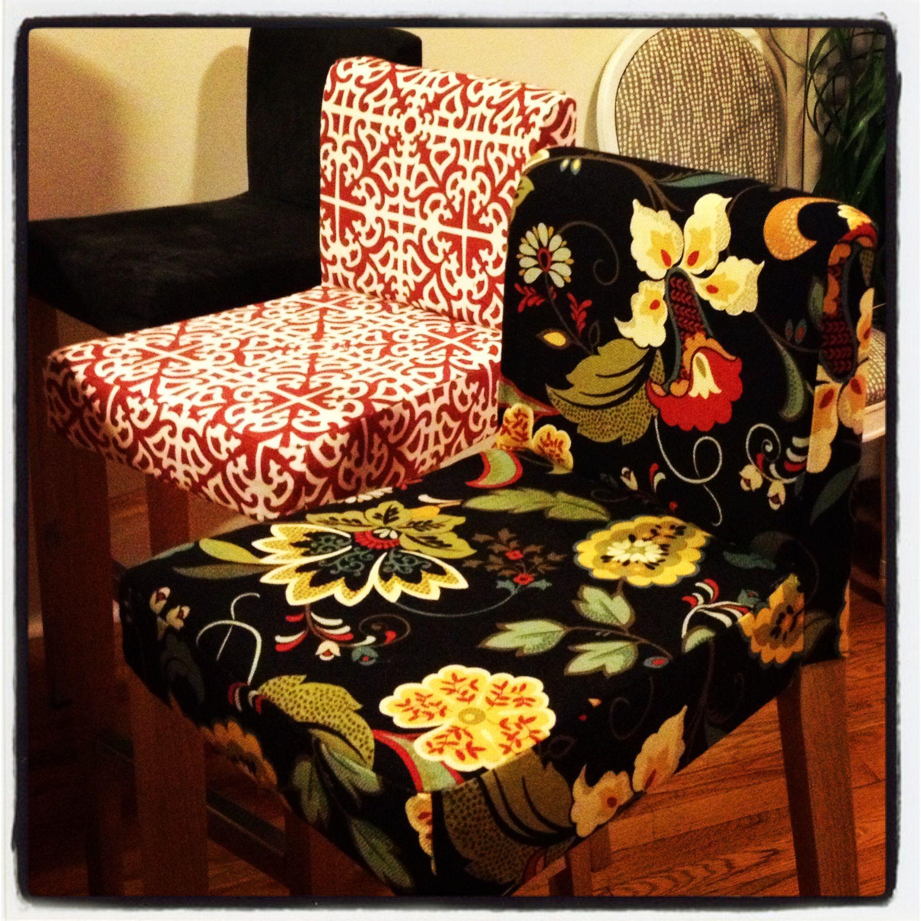 DIY Ikea seat covers! Ikea diy, Home decor, Seat covers