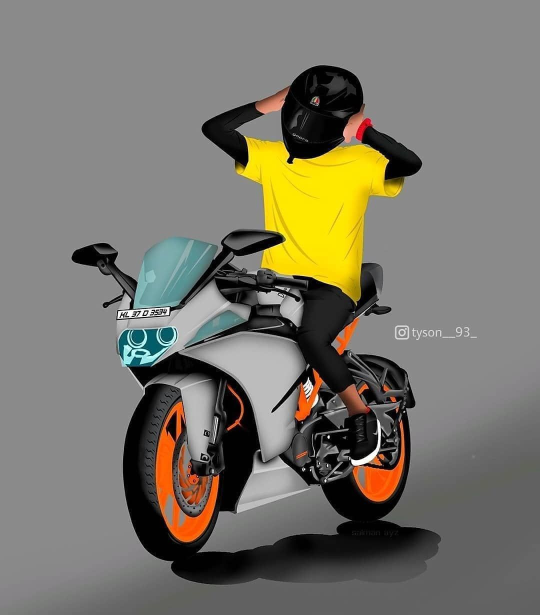 12 7k Likes 26 Comments Ktm Ready To Race India Ktmindia Official On Instagram Follow Us To Get Updates From Bike Drawing Motorbike Art Bike Sketch Full screen iphone wallpaper ktm rc