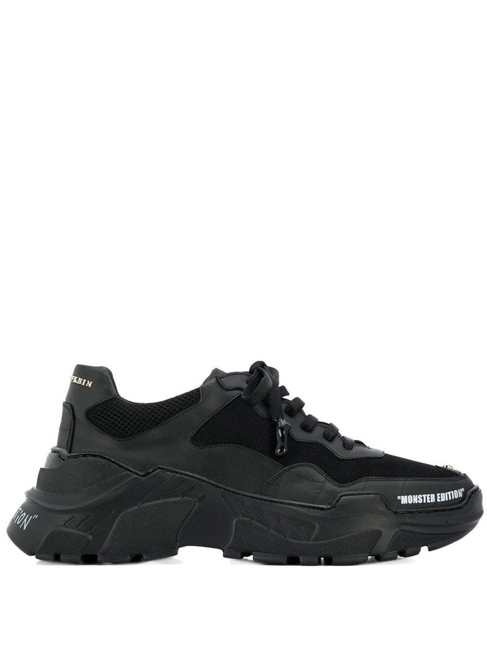 Philipp Plein Runner Statement Sneakers – Farfetch