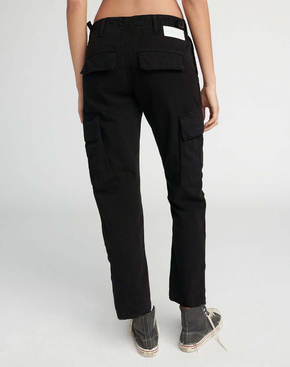 Cargo Pant Black White Cargo Pants Cargo Pants Pants