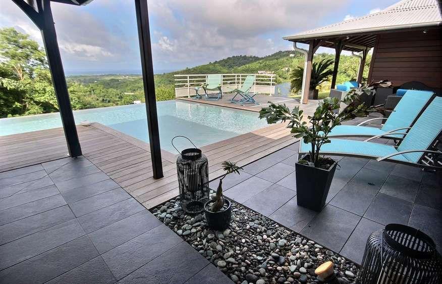 location Villa COURBARIL Marin Martinique