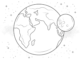 Image Result For Solar Eclipse Coloring Pages Solar Eclipse 2017