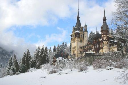 Peles Palace Romania
