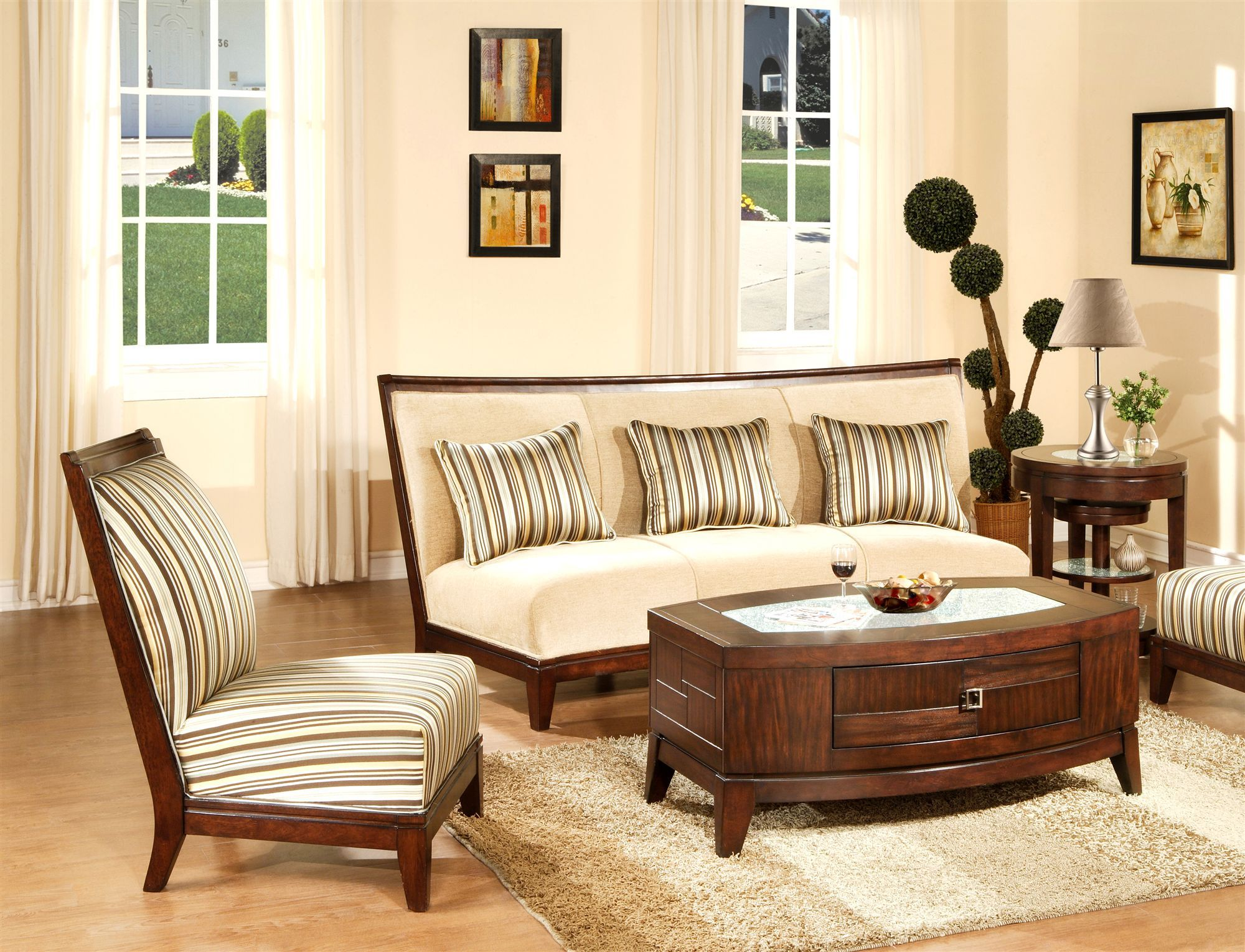Living Room Furniture Sets | Picture of Najarian Furniture ...