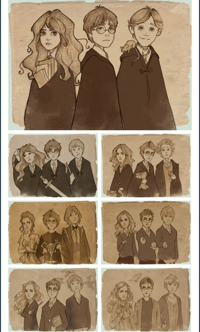 Photo of 43+ trendy drawing harry potter ravenclaw