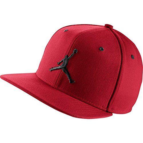 Hat Mens Jumpman Air RedBlack Nike Jordan Gym Snapback 3lFK1cTJ