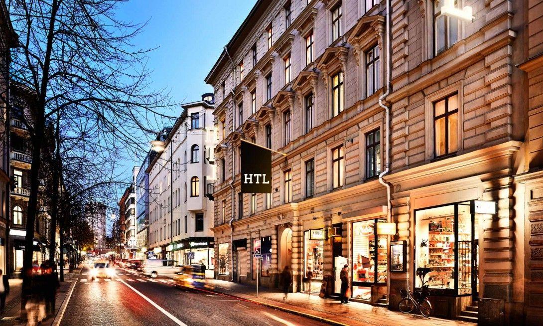 Hotel Stockholm Kungsgatan In City Htl Hotels