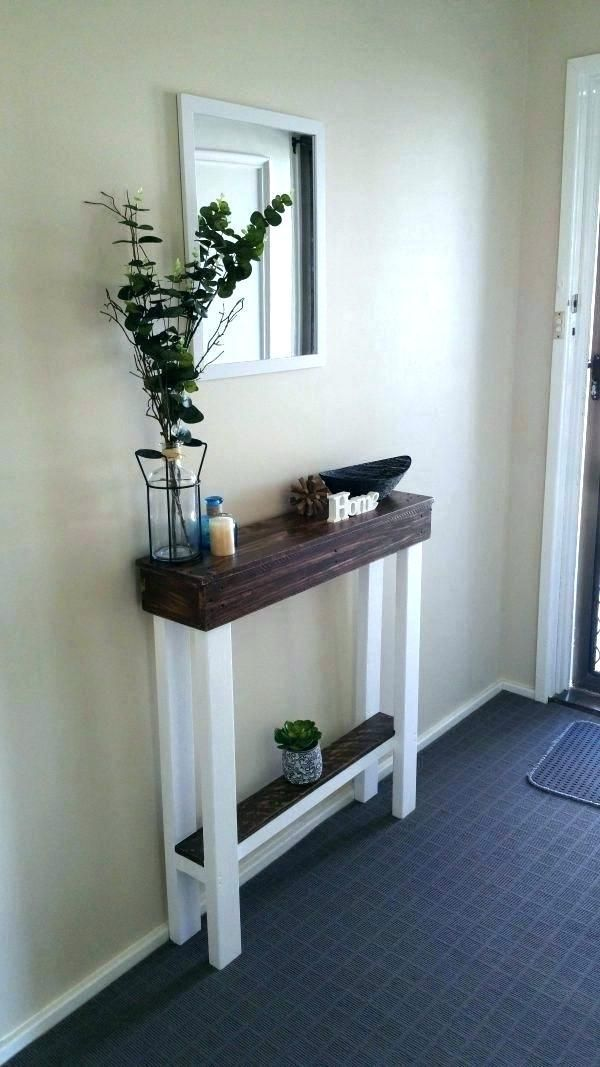 Narrow Hallway Decorating Ideas Entry Hall Furniture Best Table On Foyer Decor Tables Upstairs