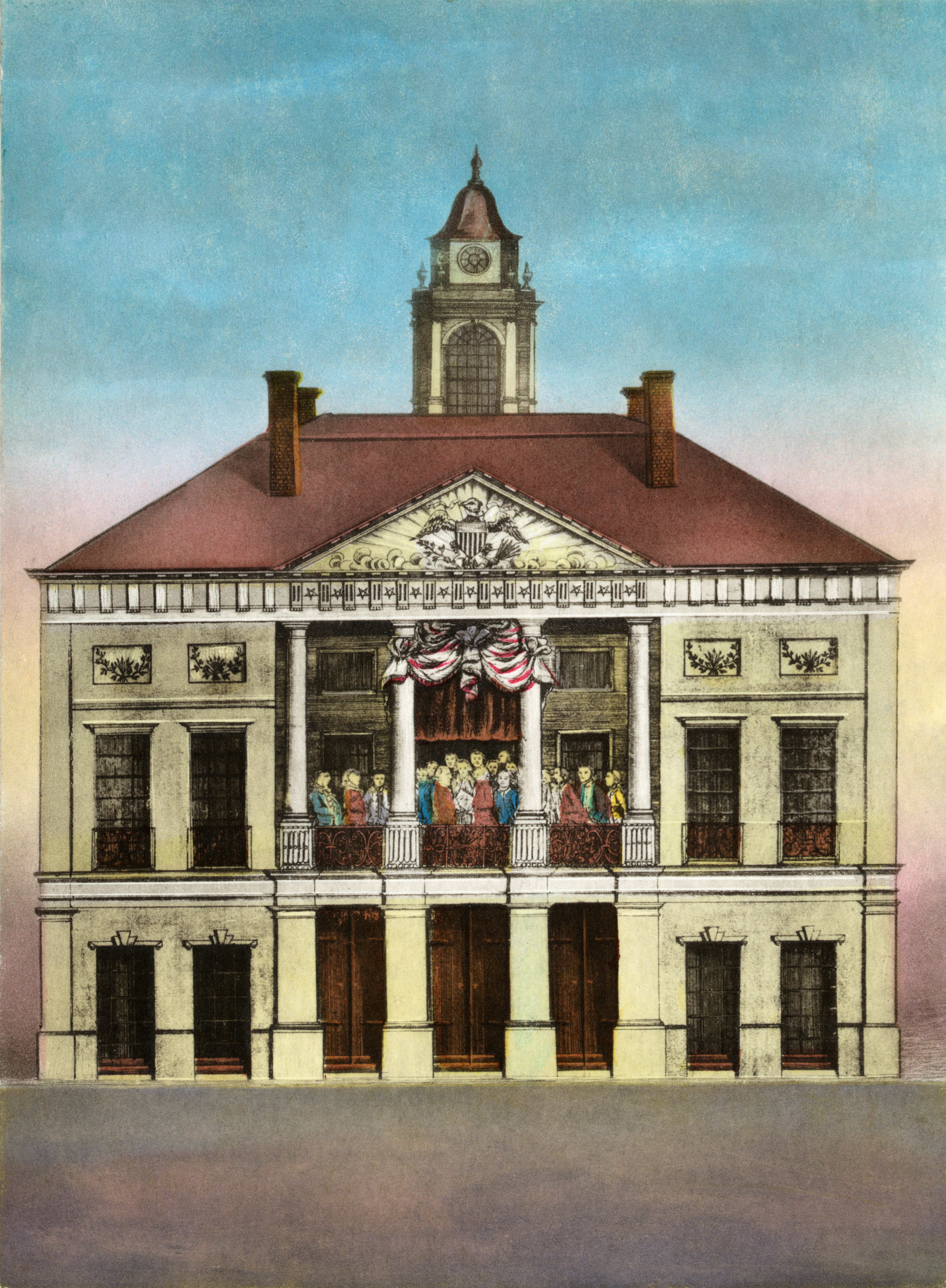 Federal Hall N Y Ppmsca