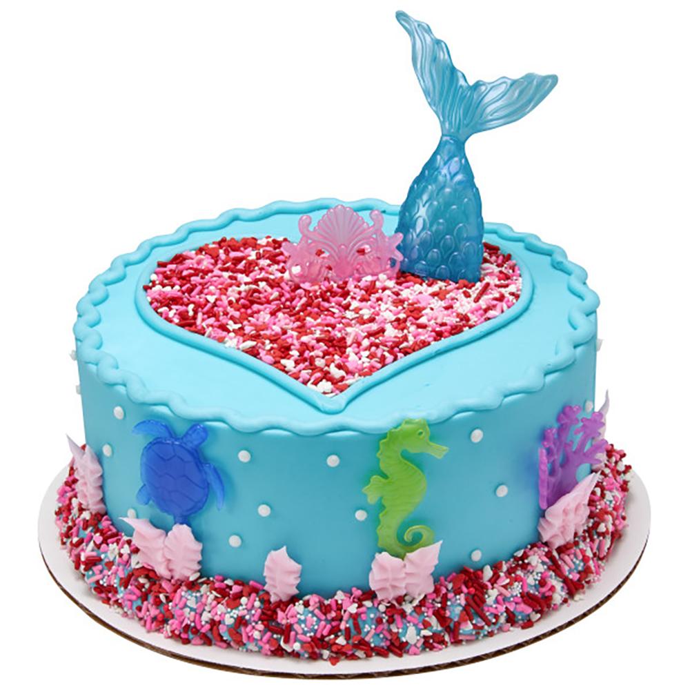 Love Ly Mermaid Cake Design Decopac Cake Design Mermaid Cakes Cake
