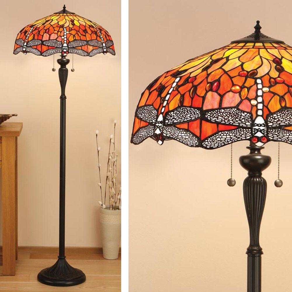 Tiffany Lamps, Floor Lamps, Bedroom Ideas, Stained Glass, Standing Lamps, Floor  Standing Lamps, Standard Lamps
