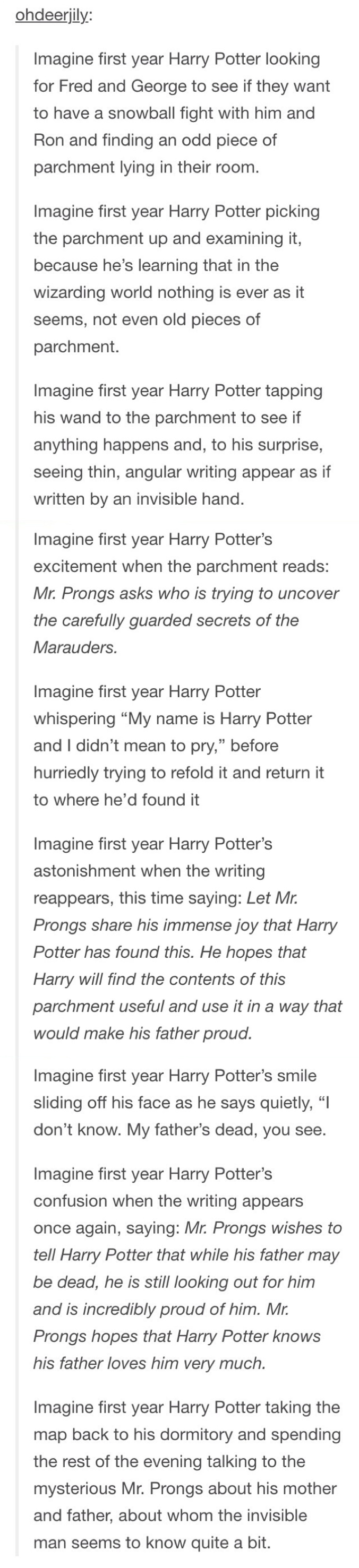 This Is So Bittersweet Harry Potter Headcannons Harry Potter Universal Harry Potter Feels