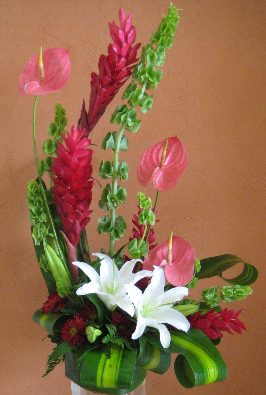 Pin En Floral Arrangements