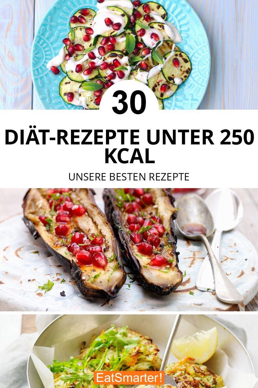 Diät-Rezepte unter 250 kcal #300workout