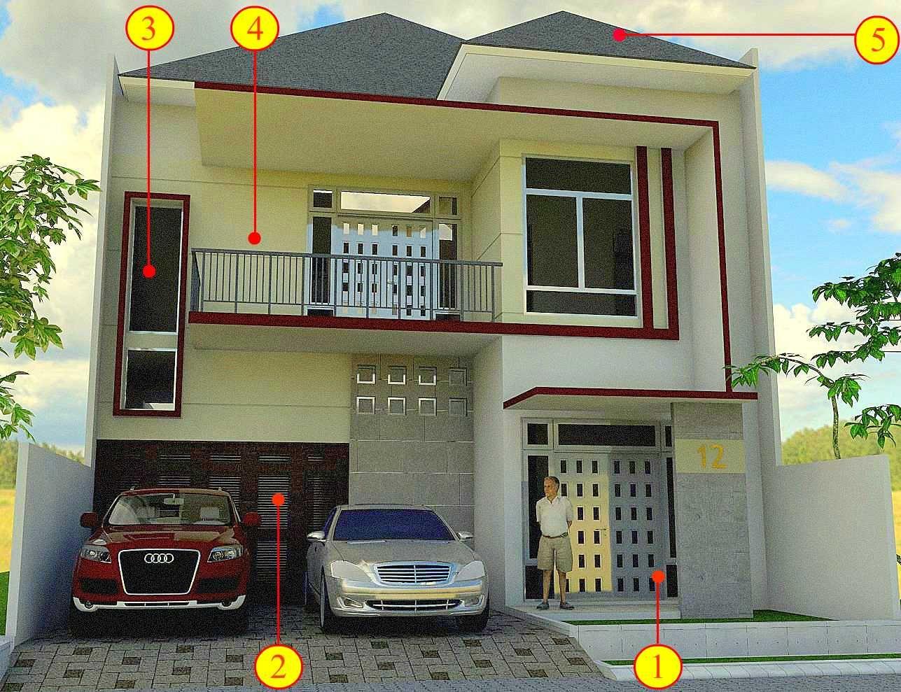 Pin Di Jasa Arsitek Rumah Di Semarang