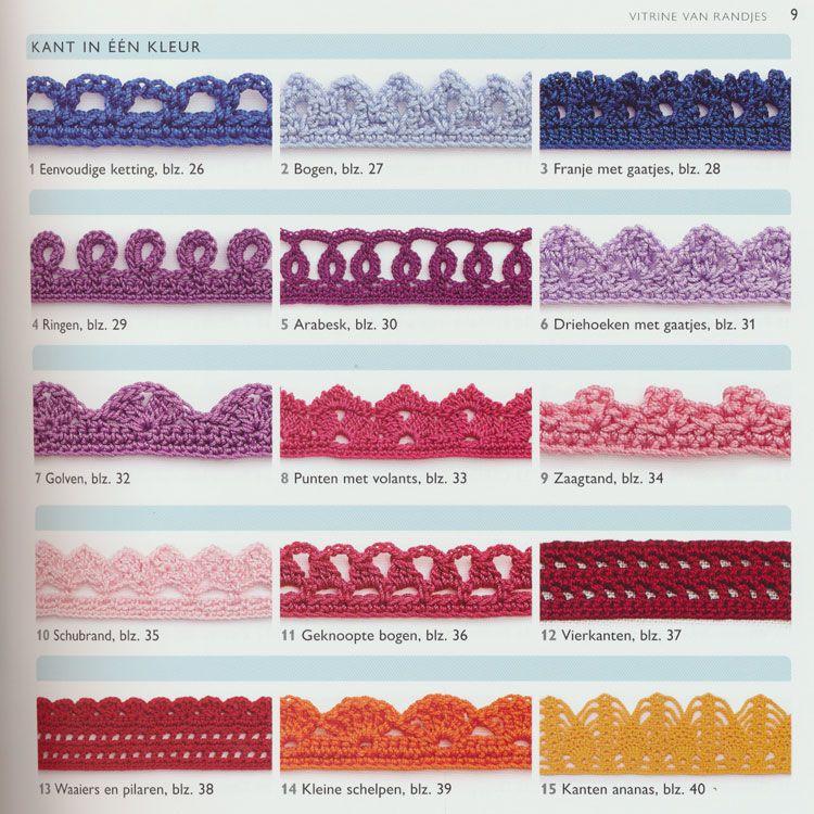 75 Sierranden Om Te Haken Crochet Patterns Ideas Lots Of