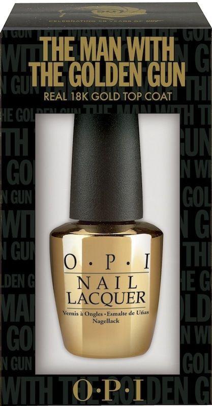 Real gold nail polish   Beauty nails & makeup   Pinterest   Esmalte ...