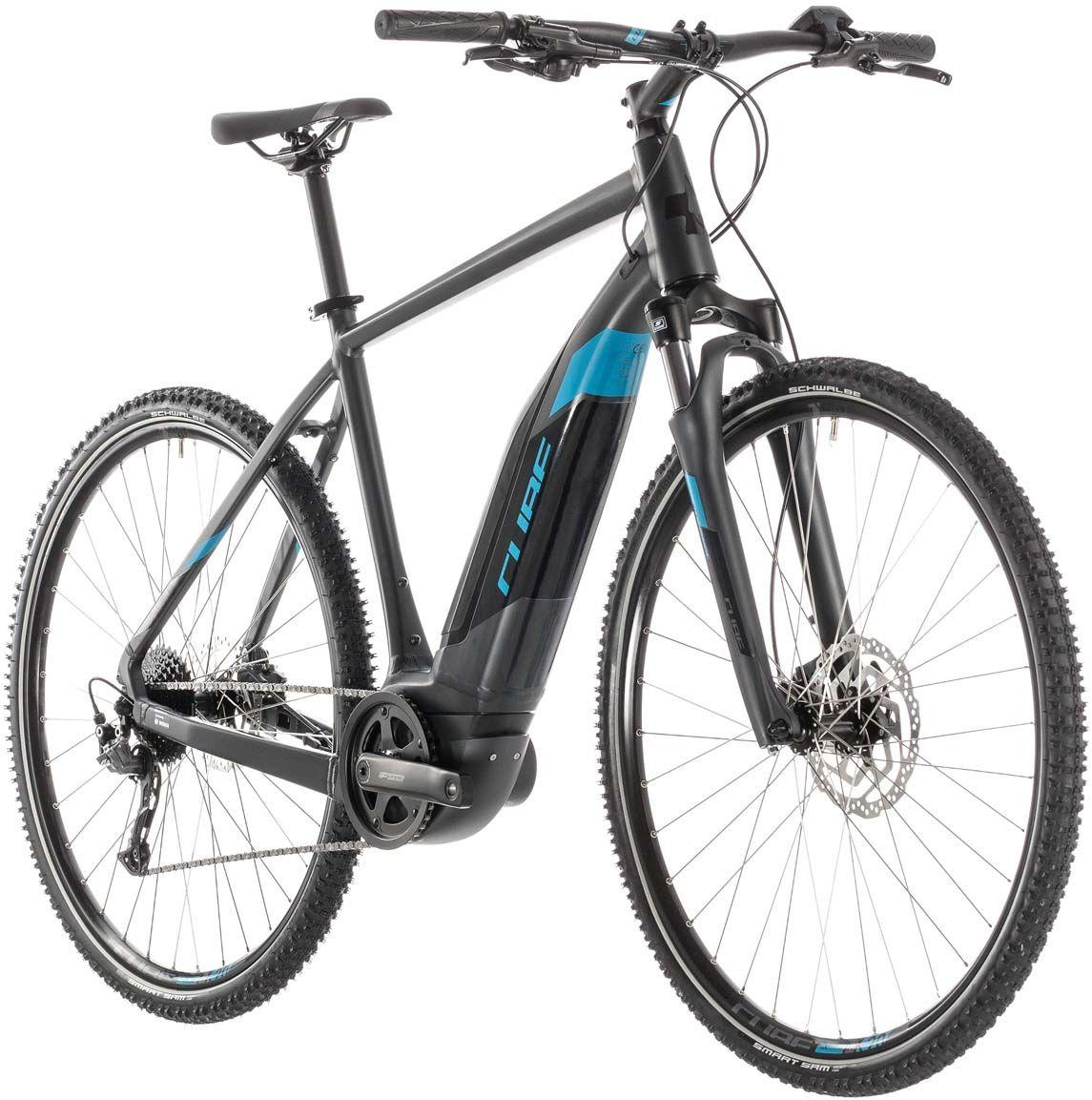 Im Cube Cross Hybrid One 500 Steckt Die Gesamte Erfahrung Des Cube Teams In Der Entwicklung Von E Bikes Auch W E Bike Motor Abus Fahrradschloss Fahrradschloss