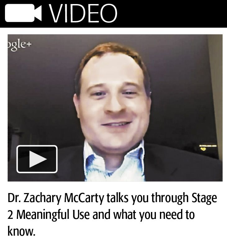Are you ready for Stage 2 Meaningful Use requirements in 2014?