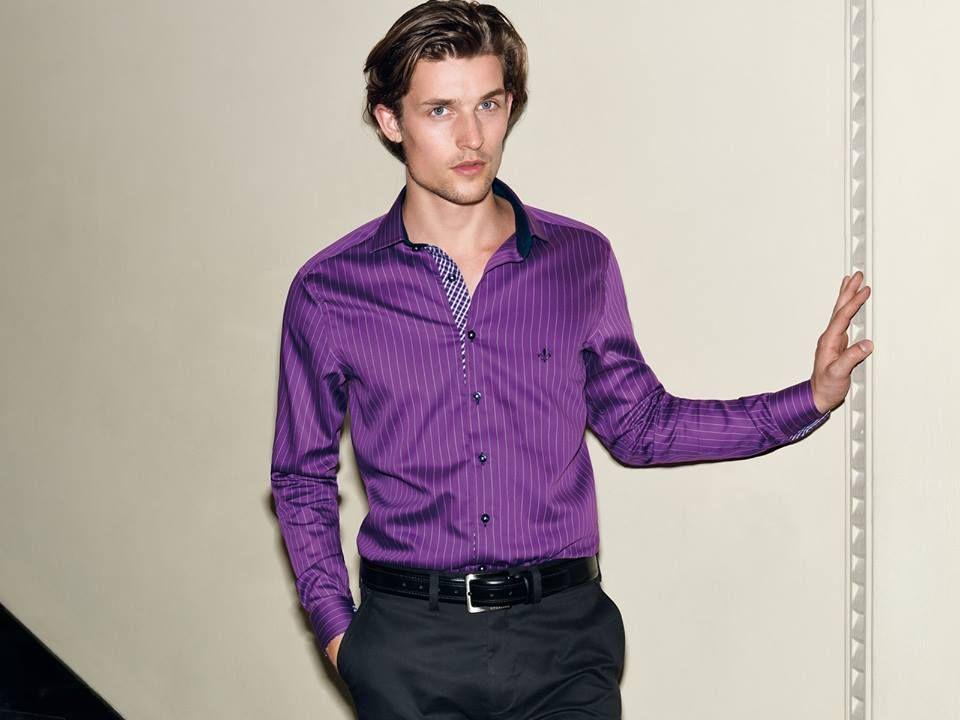 Camisas masculinas Dudalina - Conheça o estilo e o conceito da marca ... 8f8ef1154f73d