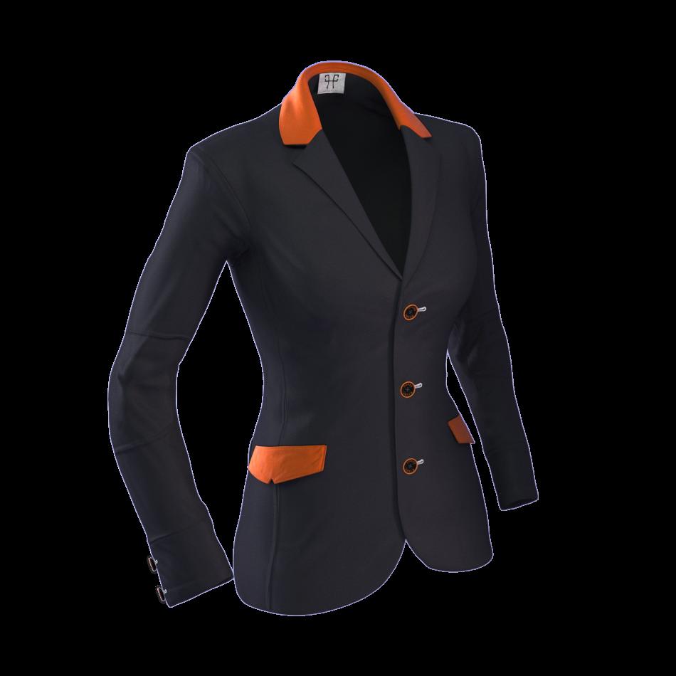 Customizable riding jacket, riding clothes