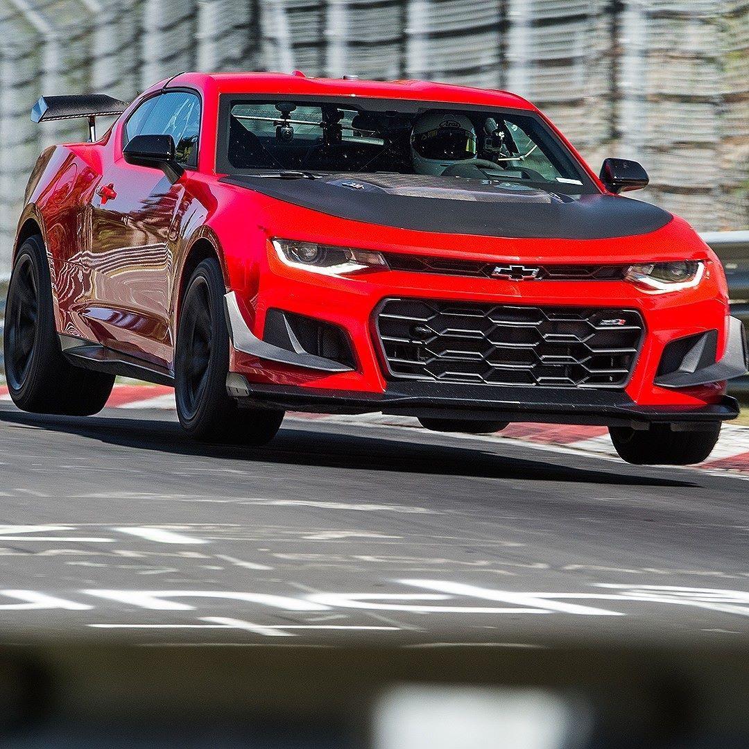 Chevrolet Camaro Zl1 1le 2018 Muscle Car Quebra O Proprio Record Em Nurburgring O Autodromo Alemao De Nurburgring Nordschleife Conhecido Como Camaro Zl1 Chevrolet Camaro E Carros