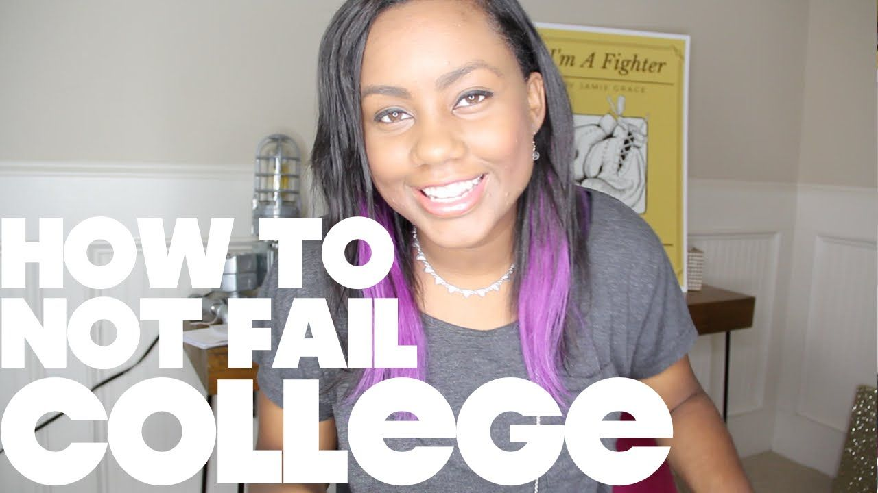 #46 How To [Not] Fail College | #TheJamieGraceShow
