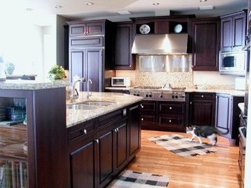 Traditonal Kitchens - traditional - kitchen - other metro - Ceanesse Kitchens Ltd.